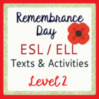 Remembrance Day in Canada (ESL 2)