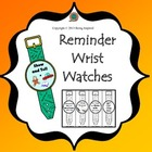 Reminder Watches - Say Goodbye to Forgetful Students!