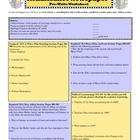Renaissance Newspaper with Pre-write, Template & Rubric Fun