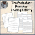 Renaissance and Reforamtion Branches of Protestantism Jigs