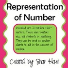 Representation of Number - Subitizing - Common Core Math