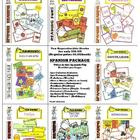 Reproducible SPANISH Flip Booklets PACKAGE (10 Books)