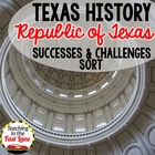 Republic of Texas: Successes and Challenges Sort