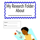 Research Folder Organizer