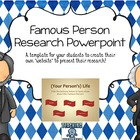 Research Powerpoint template