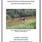 Research Project: Language Frame for Wild Animal Report Writing