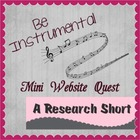 Research Short: Be Instrumental