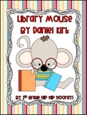 Research and Book Making with Library Mouse