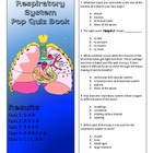 Respiratory System Pop Quiz Book