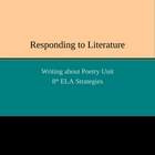 Responding To Literature Introduction