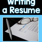 Resume Writing With Your Students