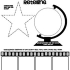 Retell/Summarizing Graphic Organizer