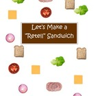 Retelling: Make a Retell Sandwich