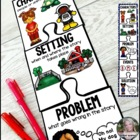 Retelling Student Bookmarks FREEBIE