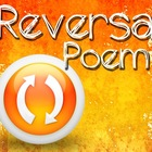 Reversal Poem: Fun Form Poetry Activity