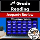 Review for 3rd and 4th grade reading PSSA