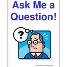 Reviewing Sight Words &amp; Context Cues: Ask Me a Question Game
