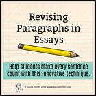 Revising Paragraphs in Essays