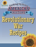 Revolutionary War Recipes