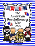 Revolutionary War Unit - Social Studies / History
