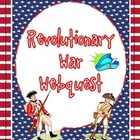 Revolutionary War Webquest