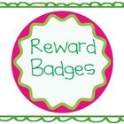 Reward Badges ~ FREEBIE