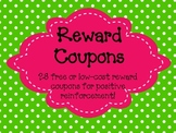 Reward Coupons ~Low-cost or Free!~