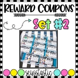 Reward Coupons-Set 2 (65 Coupons)