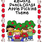 Reward Punch Cards Apples