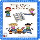 Reward Punch Cards Camping