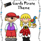 Reward Punch Cards Pirates 2