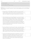 "Rhetorical Appeals in MLK's ""Letter From a Birmingham Jail"""