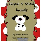 Rhyme &amp; Draw Animals