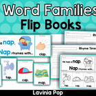 Rhyme Time - Flip Books {Short Vowels}