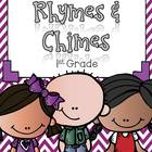 Rhymes and Chimes Macmillan Treasures 1st Grade