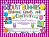 "Rhyming Games/ Craftivity - based on ""Rhyming Dust Bunny"""