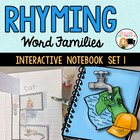 Rhyming Interactive Notebook