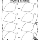 Rhyming Ladybugs