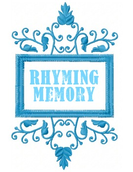 Rhyming Memory- 3 games!