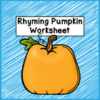 Rhyming Pumpkins
