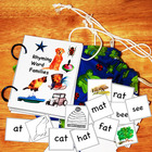Rhyming Word Family Mini-Book grades K-1 (22 Families in color)