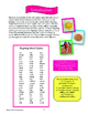 Rhyming Words (Rhyme Time Learning Center with 72 photo cards)