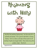 Rhyming with Milly
