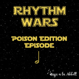 Rhythm Wars: Poison Game, half note