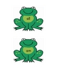 Ribbit! Sight Word Game Kindergarten Set #1