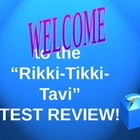 Rikki-tikki-tavi Test Review