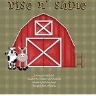 Rise &#039;N Shine Math and Literacy Centers (Common Core Stand