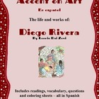Rivera - Accent on Art, Spanish Art Packets for the Spanis