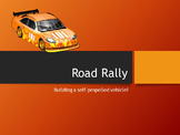 Road Rally Beginning or End of Year Activity