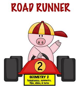 Road Runner-Geometry 2